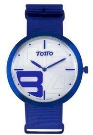 Reloj Andaman Azul Totto