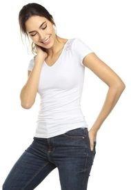 Camiseta Blanca Ambiance