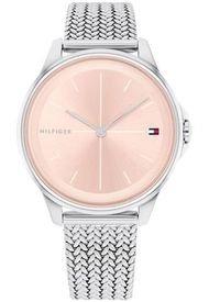 Reloj Plateado Tommy Hilfiger