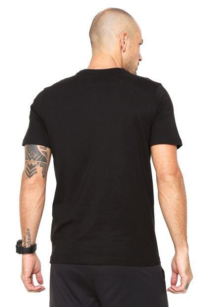 Camiseta Puma Styfr-active Hero Tee Preta