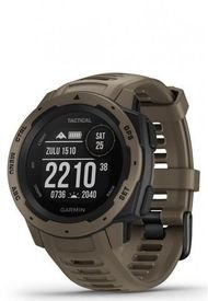 Smartwatch Instinct Tactical Coyote Tan Garmin