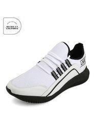 Tenis Hombre Blanco*negro Tellenzi 461