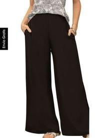 Pantalón Para Mujer Negro Rutta