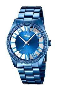 Reloj Trendy Azul Lotus