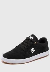 Zapatilla Negra DC Shoes Shoes Crisis