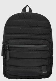 Mochila Matte Unique Black Velvet Regular Bubba Bags