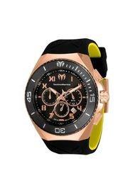 Reloj Technomarine Modelo TM-220006 Amarillo Negro Hombre