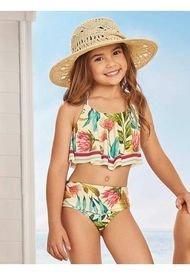 Vestido De Baño Bikini Kids