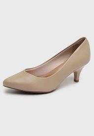 Zapato Beige Beira Rio