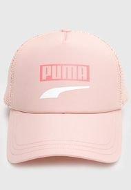 Jockey Trucker Cap Rosa Puma