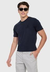 Camiseta Azul Navy Royal County Of Berkshire Polo Club