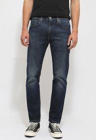 Jeans Levis LVM recto 32 Azul - Calce Regular