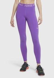 Leggings Nike W NP 365 TIGHT Morado - Calce Ajustado