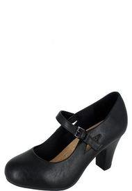 Zapato Cueca Nortina Negro Alquimia