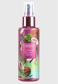 Fijador Spray De Maquillaje Aroma Coco Beauty Creations