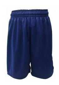 Short Azul  Mezgo Fútbol