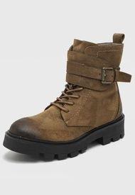 Botín Marrón STYLO Shoes