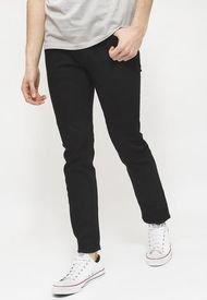 Jeans Jack & Jones Negro - Calce Slim Fit