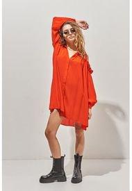 Vestido Rojo 47 Street Owel
