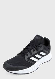 Tenis Running Negro-Blanco adidas Performance Galaxy 5