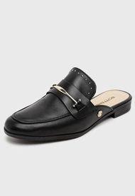 Zapato Cuero Negro Bottero