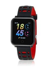 Smartwatch Full Touch Screen Rojo Marea Watches