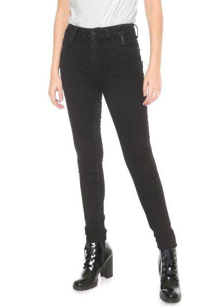 Ellus 2ND Floor Calça Jeans Ellus 2ND Floor Skinny Lisa Preta nU72t