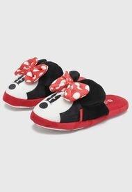 Pantuflas Minnie Mouse Multicolor Disney