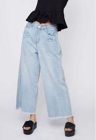 Jeans Light Wide Leg Celeste Sioux