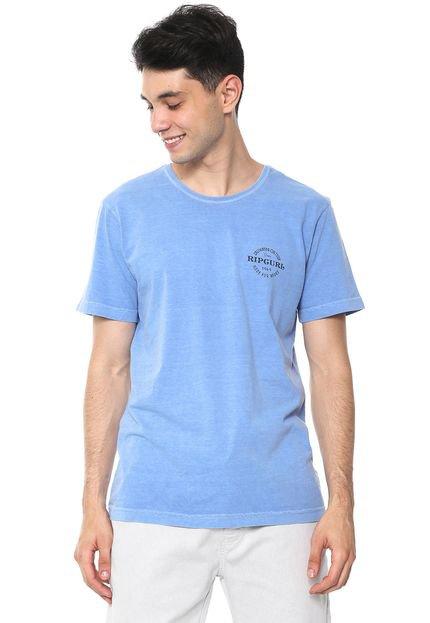 Camiseta Rip Curl  Perfecto Azul