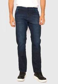 Jeans Ellus Slim Azul - Calce Slim Fit
