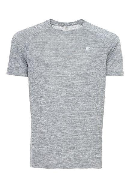 Camiseta Fila Macht Cinza