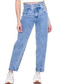 Jeans Luciana Azul Best West Jeans
