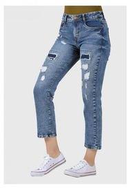 Jeans Mom Celeste Amalia Jeans