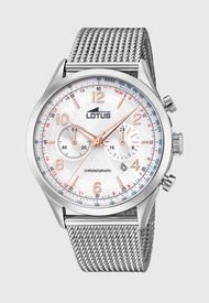 Reloj Hombre 18555/1 Blanco Lotus