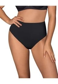 Panty Panty Control Moderado Negro Leonisa 012952