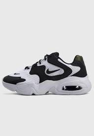 Tenis Lifestyle Blanco-Negro Nike Air Max 2X