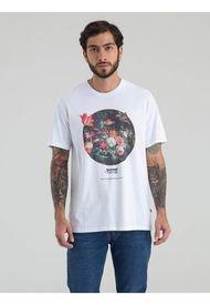 Camiseta Blanco-Multicolor Levi´s