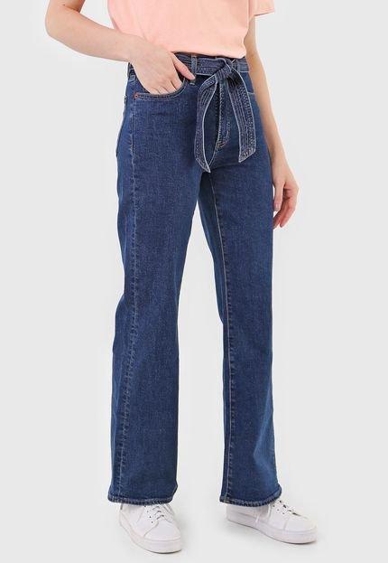GAP Calça Jeans GAP Azul KYL2p