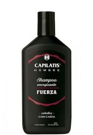 Shampoo Energizante Fuerza Hombre Capilatis