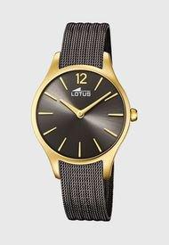 Reloj Urbano Dorado Lotus