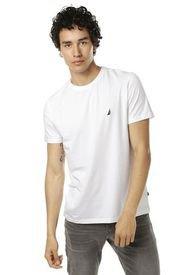 Camiseta Blanca Nautica