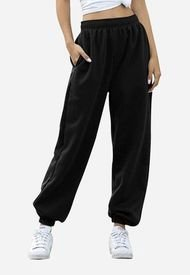 Pantalon Modern Jogger Negro Marino Changes Label