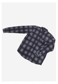 Camisa Campera Chiporro Polar Negro Polemic