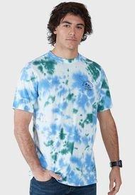 Polera Maui And Sons Tie Dye MC 5P603-MV22 Multicolor - Calce Regular