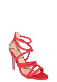 Sandalias Rojo Makers Night 2