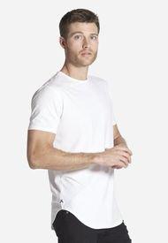 Polera Modern Blanca U Esenciales