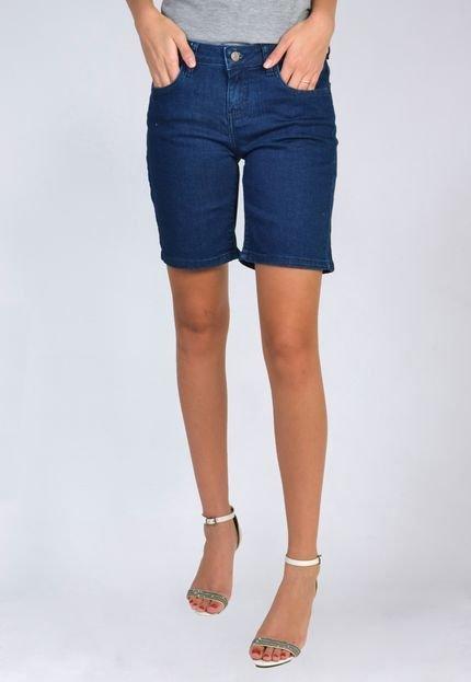 Yck's Bermuda Jeans Básica Yck's EqYvN