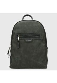 Mochila Glam Fancy Black Gris Bubba Bags
