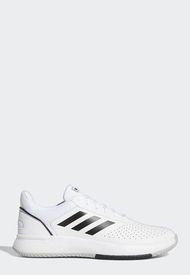 Tenis Blanco-Negro adidas Performance Courtsmash